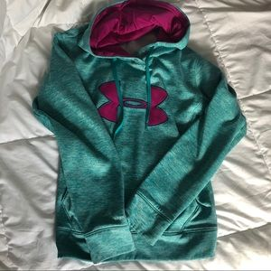 Women's under Armour hoodie size medium